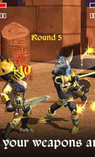Sword vs Sword 3