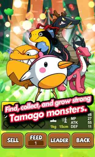 TAMAGO Monsters Returns 4