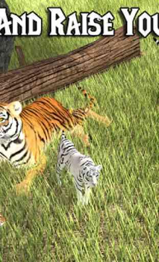 Wild Life Tiger Simulator 2016 1