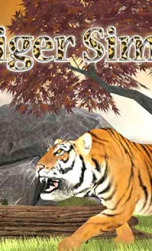 Wild Life Tiger Simulator 2016 2