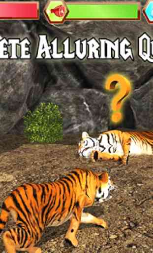 Wild Life Tiger Simulator 2016 3
