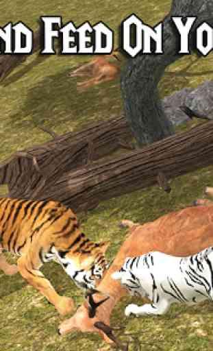 Wild Life Tiger Simulator 2016 4
