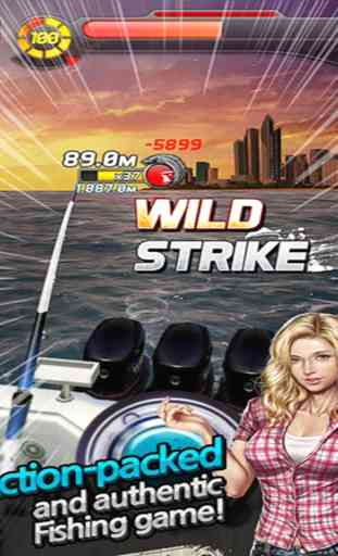 Ace Fishing: Wild Catch 2