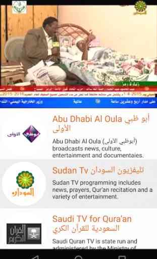 Arabsat TV Everywhere 2
