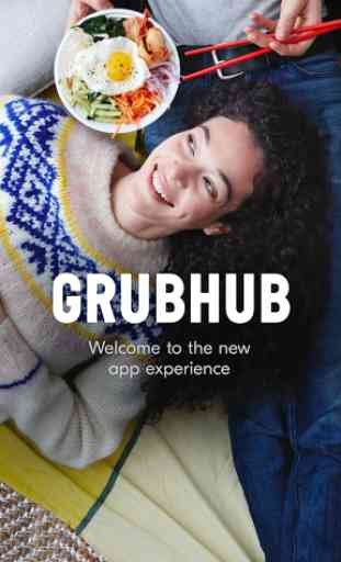 Grubhub Food Delivery/Takeout 1