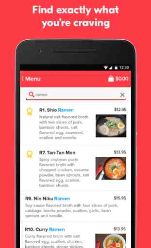 Grubhub Food Delivery/Takeout 3
