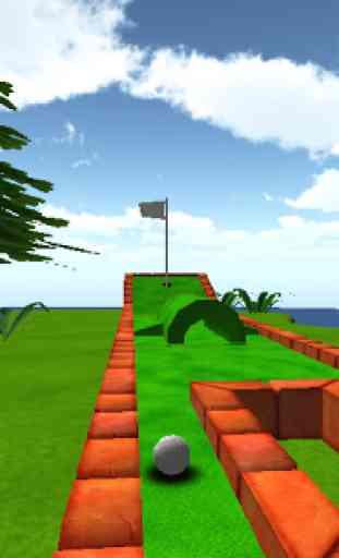 Mini Golf 3D 1