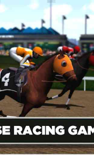 Photo Finish Horse Racing 1