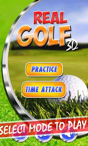 Real Golf 3D 3