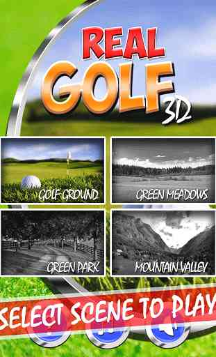 Real Golf 3D 4