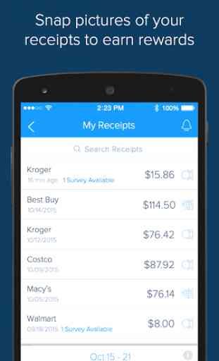 Receipt Hog - Receipts to Cash 2
