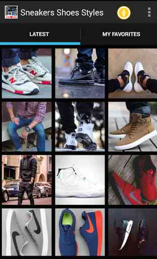 Sneakers Shoes Fashion Styles 2