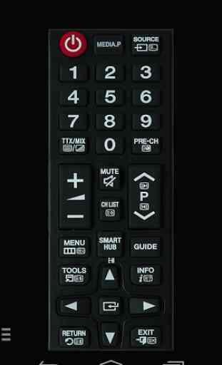 TV (Samsung) Remote Control 2