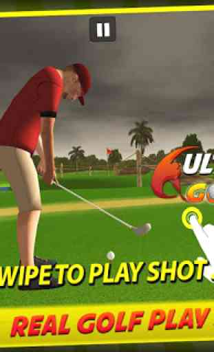 Ultimate Golf Master 3D 1