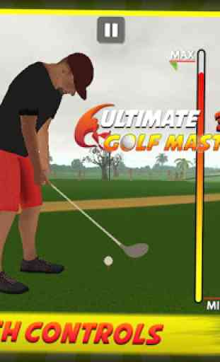 Ultimate Golf Master 3D 2