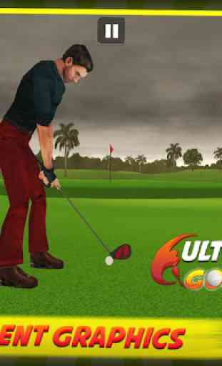 Ultimate Golf Master 3D 4