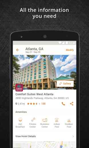 Choice Hotels – Book Now! 3