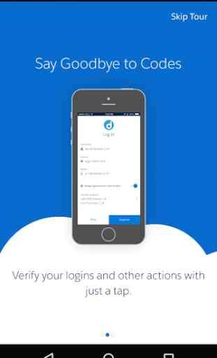 Salesforce Authenticator 2
