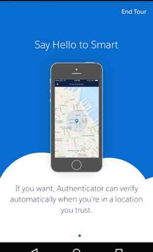 Salesforce Authenticator 3