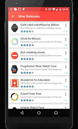 Smartwatch Center Android Wear 3