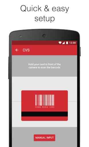 Stocard - Rewards Cards Wallet 3