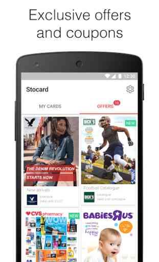 Stocard - Rewards Cards Wallet 4