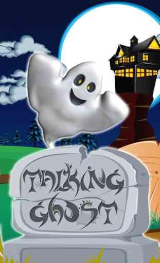 Talking Ghost 1