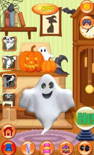 Talking Ghost 3
