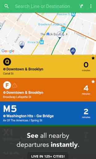 Transit: Real-Time Transit App 1