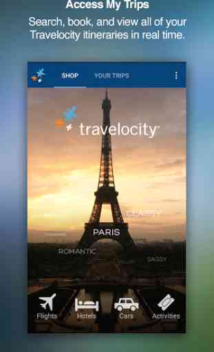 Travelocity Hotels & Flights 1