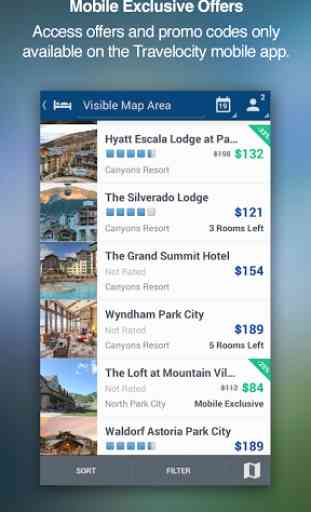 Travelocity Hotels & Flights 2