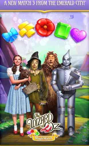 Wizard of Oz: Magic Match 1