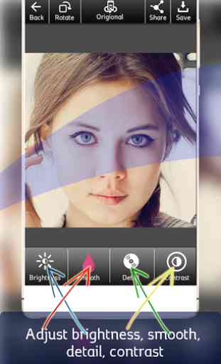 Beauty Plus Smooth camera 2