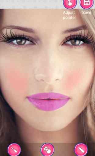 Makeup Photo Editor 3