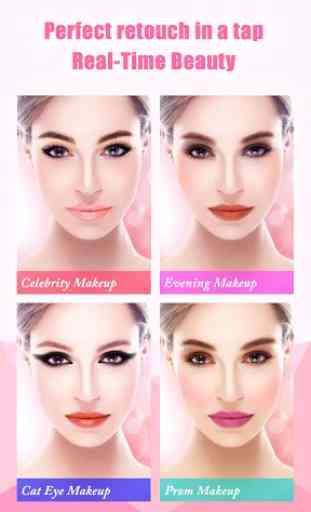 Makeup Selfie Cam- InstaBeauty 1