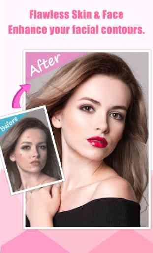 Makeup Selfie Cam- InstaBeauty 2