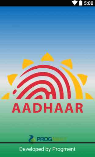 Aadhaar Scan 1