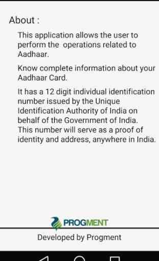 Aadhaar Scan 3