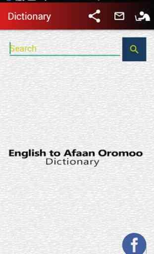 English to Afaan Oromoo 2
