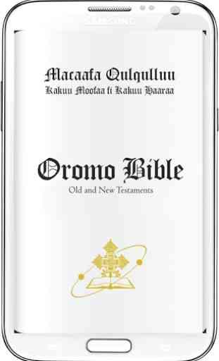 Oromo Bible FREE 1