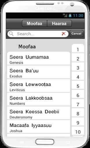 Oromo Bible FREE 2