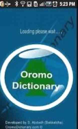 Oromo Dictionary 4