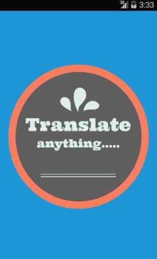 Oromo English Translator 1