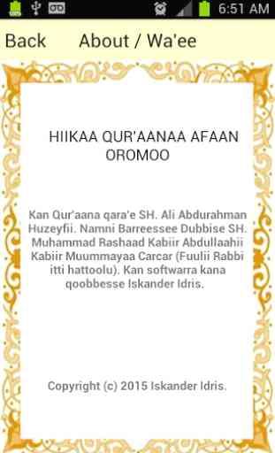 Quran Oromo 2