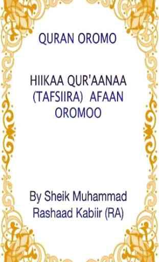 Quran Oromo 3
