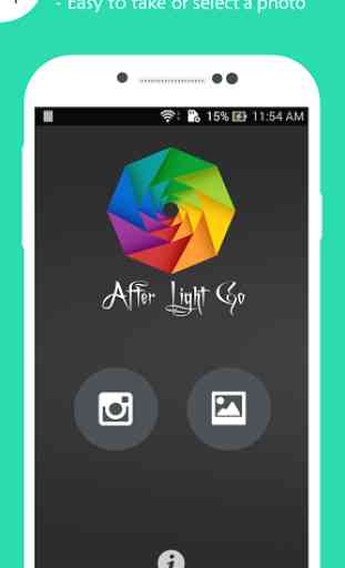 After Light Go - Photo Editor 1