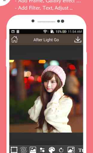 After Light Go - Photo Editor 2
