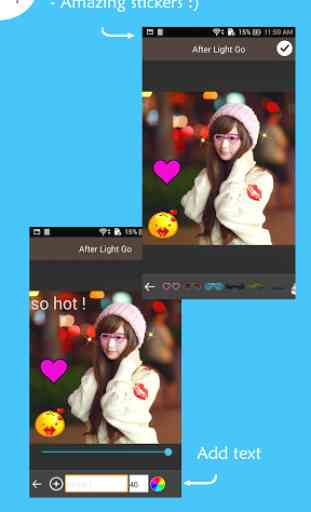 After Light Go - Photo Editor 4