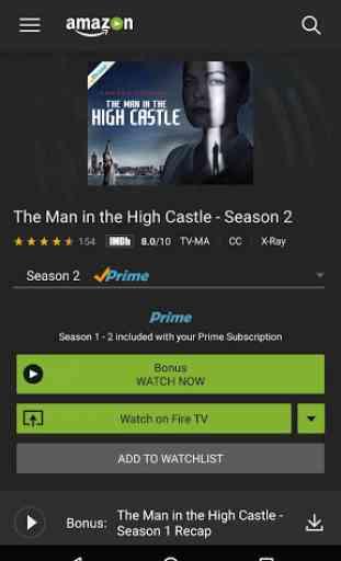 Amazon Prime Video 3