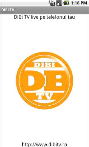 DiBi TV for Android 1